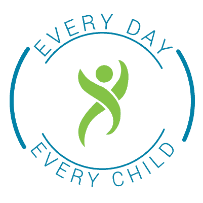 Every Day Every Child 2021 PBIS Leadership Conference Logo
