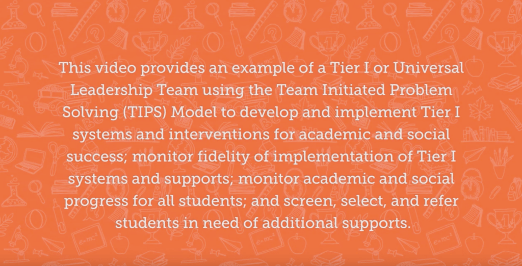 Continuum of Supports Archives - RTI Center